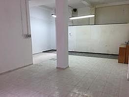 Local en alquiler en plaza Poeta Salvador Rueda, El Calvari en Valencia - 373996554