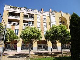 Fachada - Oficina en alquiler en calle Río Bidasoa, Rinconada en Alcalá de Henares - 381112954