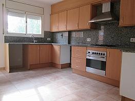 Cocina - Piso en alquiler en calle Maria Aurelia Campany, Malgrat de Mar - 346940935