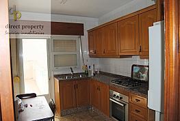 Cocina - Piso en alquiler en calle San Jose Artesano, Torrellano - 269502276