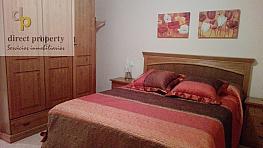 Dormitorio - Piso en alquiler en calle Rio Vinalopo, Torrellano - 269775275