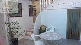 Patio - Casa en alquiler en calle Rio Segura, Torrellano - 320295790