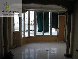 Terraza - Piso en venta en calle Virgen de la Almudena, Foietes en Benidorm - 329083054