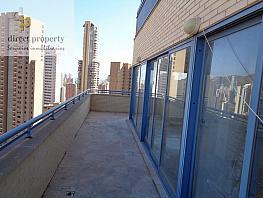 Terraza - Piso en venta en calle Municipi, Levante en Benidorm - 329090383