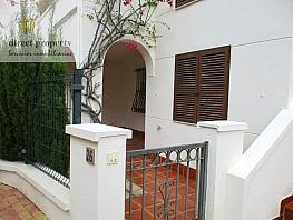 Fachada - Casa adosada en venta en calle Figuerea, Altea - 341815532