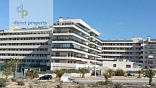 Fachada - Piso en alquiler en calle Albacete, Arenales del Sol, Los - 163532327