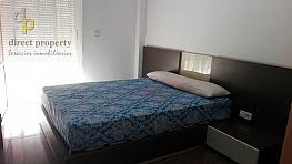 Dormitorio - Piso en alquiler en calle Aeropuerto, Torrellano - 316323239