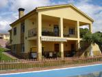 Fachada - Chalet en venta en calle Los Olivos, San Román de los Montes - 77974489