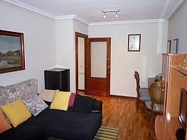 Salón - Piso en alquiler en calle Menendez y Pelayo, Ciudad Naranco en Oviedo - 318901685