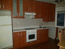 Piso en alquiler en calle Antonio Maura, Vallobin-La Florida-Las Campas en Oviedo - 368239410