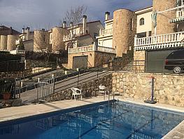 Fachada - Casa pareada en alquiler en calle De la Loma, Torrelodones - 374505485