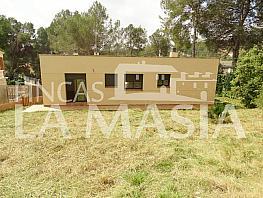 Casa en alquiler en Las Colinas en Olivella - 376101681