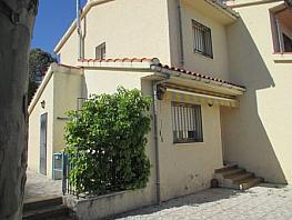 Fachada - Chalet en alquiler en calle La Noria, Cebreros - 280713309