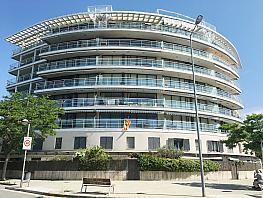 Fachada - Piso en venta en calle Vila de Madrid, Els Pins en Blanes - 303108001