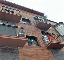 Fachada - Piso en venta en calle Mas Estornell, Barrio Sant Lluís en Palafolls - 304857187