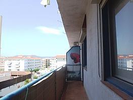 Terraza - Piso en venta en calle Lluis Companys, Els Pins en Blanes - 305980753