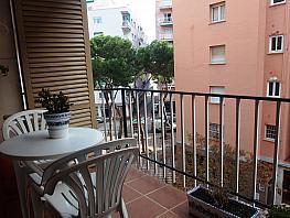 Balcón - Piso en venta en calle Josep Trueta, Els Pins en Blanes - 340298784