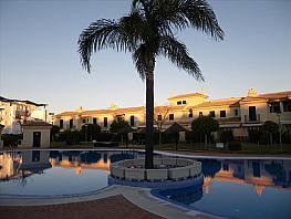 Jardín - Piso en alquiler de temporada en calle Reina Sofía, Costa Ballena en Rota - 285668906