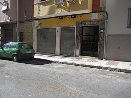 Fachada - Local en venta en calle Seneca, Gamarra - La Trinidad en Málaga - 267630758