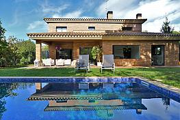 Casa en alquiler en calle Els Alps, Mira-sol en Sant Cugat del Vallès - 333128848