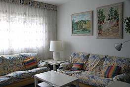 Salón - Piso en alquiler en calle Centro, Canet de Mar - 259302577