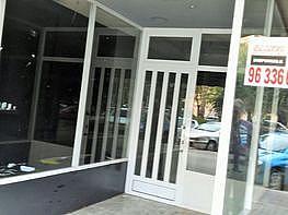 Foto - Local comercial en alquiler en calle Ciutat Universitaria Universidades, Algirós en Valencia - 328998159