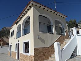 Villa en venta en urbanización La Canuta, Calpe/Calp - 348623673