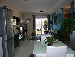 Comedor - Ático en venta en calle Casanova, Calpe/Calp - 365421747