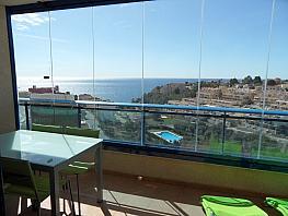 Terraza - Apartamento en venta en urbanización Canuta I, Calpe/Calp - 366809119
