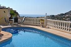 Villa en venta en urbanización Canuta, Calpe/Calp - 124664190
