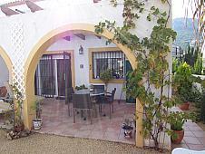 Porche - Casa adosada en venta en calle Benicolada, Calpe/Calp - 124978448