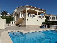 Fachada - Chalet en venta en urbanización Colari, Calpe/Calp - 138319420