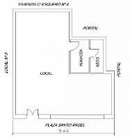 Local en alquiler en calle Santo Angel, Don Benito - 346954801