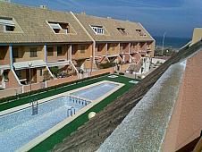Zona comun y vista al mar - Casa adosada en venta en Perellonet - 6614209