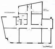 Plano - Oficina en alquiler en L´Eixample en Valencia - 11877432