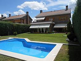 Casa en alquiler en El Cantizal en Rozas de Madrid (Las) - 274208174