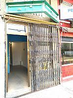 Fachada - Local en alquiler en barrio El Carrascal, Carrascal en Leganés - 324833697
