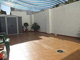 Terraza - Piso en alquiler en calle Jaume, Monserrat - 374152907