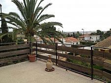 Terraza - Chalet en alquiler en calle San Lorenzo, El Vedat en Torrent - 159012610