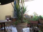 Terraza - Bajo en alquiler en calle Denia, L´Eixample en Valencia - 121151125