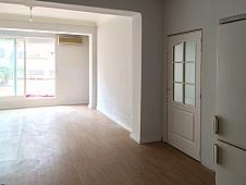 Comedor - Piso en alquiler en calle Pintor Salvador Abril, Russafa en Valencia - 242701021