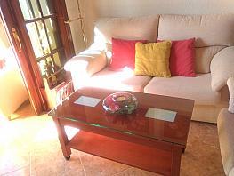 Salón - Piso en alquiler en calle Avda Doctor Marañon, La Goleta-San Felipe Neri en Málaga - 333598212
