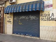 Fachada - Local comercial en alquiler en calle Emilio Prados, El Cónsul-Ciudad Universitaria en Málaga - 186131196
