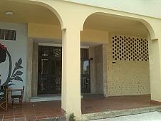 Fachada - Local comercial en alquiler en calle Robinson Crusoe, Teatinos-Universidad en Málaga - 185351303