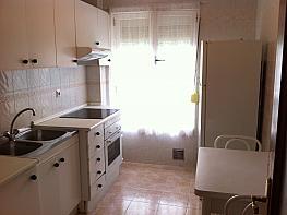 Cocina - Piso en alquiler en ronda Santa Ana, Zamora - 312581743
