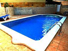 Piscina - Casa adosada en venta en Playa en Castelldefels - 124485996