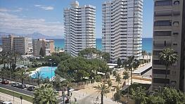 Piso en alquiler de temporada en calle Costa Blanca, Playa de San Juan - 282780085