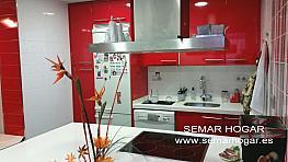 Cocina - Piso en alquiler en San isidro en Alcalá de Henares - 365003291