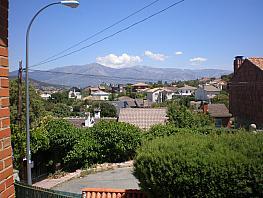 Vistas - Chalet en venta en calle Paloma, Collado Villalba - 285680931