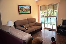 Salón - Piso en alquiler en calle Guadarrama, Alpedrete - 322039289